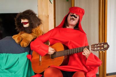 "Jeugdboekenmaand - Dani's Muzikaal  "" Wilde haren"""